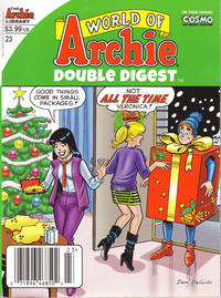 Cover Thumbnail for World of Archie Double Digest (Archie, 2010 series) #23