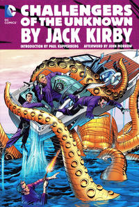 Cover Thumbnail for Challengers of the Unknown by Jack Kirby (DC, 2012 series)