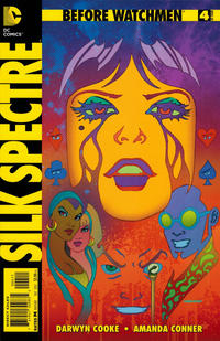 Cover Thumbnail for Before Watchmen: Silk Spectre (DC, 2012 series) #4