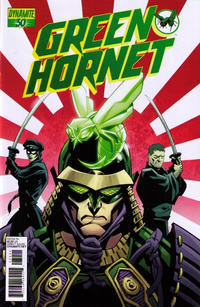 Cover Thumbnail for Green Hornet (Dynamite Entertainment, 2010 series) #30