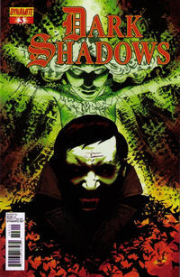 Cover Thumbnail for Dark Shadows (Dynamite Entertainment, 2011 series) #3 [Cover B]