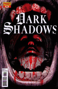 Cover Thumbnail for Dark Shadows (Dynamite Entertainment, 2011 series) #4 [Cover B]