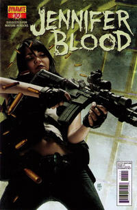 Cover Thumbnail for Jennifer Blood (Dynamite Entertainment, 2011 series) #10