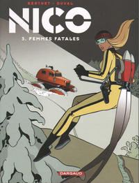 Cover Thumbnail for Nico (Dargaud Benelux, 2010 series) #3