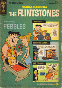 Cover Thumbnail for The Flintstones (Western, 1962 series) #11