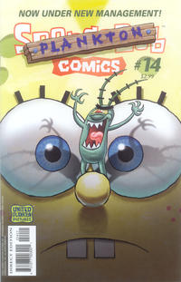 Cover Thumbnail for SpongeBob Comics (United Plankton Pictures, Inc., 2011 series) #14