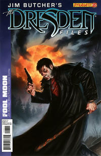 Cover Thumbnail for Jim Butcher's The Dresden Files: Fool Moon (Dynamite Entertainment, 2011 series) #8