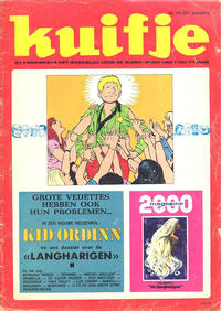 Cover Thumbnail for Kuifje (Le Lombard, 1946 series) #10/1972