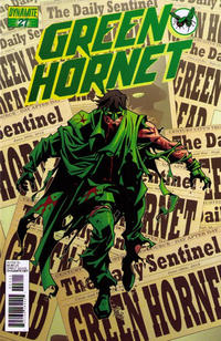 Cover Thumbnail for Green Hornet (Dynamite Entertainment, 2010 series) #27