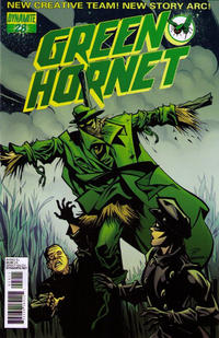 Cover Thumbnail for Green Hornet (Dynamite Entertainment, 2010 series) #28