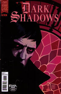 Cover Thumbnail for Dark Shadows (Dynamite Entertainment, 2011 series) #7
