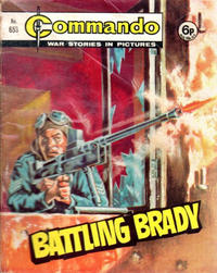 Cover Thumbnail for Commando (D.C. Thomson, 1961 series) #653
