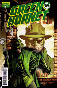 Cover Thumbnail for Green Hornet (Dynamite Entertainment, 2010 series) #24