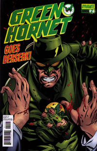 Cover Thumbnail for Green Hornet Annual (Dynamite Entertainment, 2010 series) #2