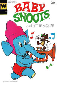 Cover Thumbnail for Baby Snoots (Western, 1970 series) #13 [Whitman]