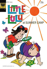 Cover for Little Lulu (Western, 1972 series) #213 [Gold Key Variant]