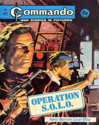 Cover Thumbnail for Commando (D.C. Thomson, 1961 series) #622