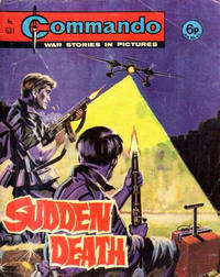 Cover Thumbnail for Commando (D.C. Thomson, 1961 series) #631