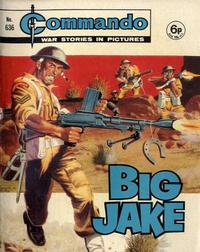 Cover Thumbnail for Commando (D.C. Thomson, 1961 series) #636