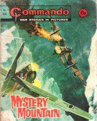 Cover for Commando (D.C. Thomson, 1961 series) #606