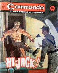 Cover Thumbnail for Commando (D.C. Thomson, 1961 series) #605