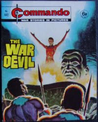 Cover for Commando (D.C. Thomson, 1961 series) #642