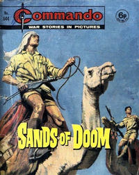 Cover Thumbnail for Commando (D.C. Thomson, 1961 series) #644