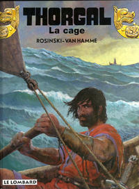 Cover Thumbnail for Thorgal (Le Lombard, 1980 series) #23 - La cage