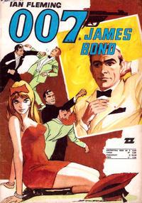 Cover for 007 James Bond (Zig-Zag, 1968 series) #54