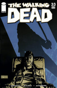 Cover Thumbnail for The Walking Dead (Image, 2003 series) #33 [2nd Printing Cover by Charlie Adlard]