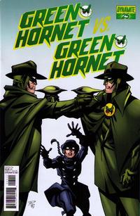 Cover Thumbnail for Green Hornet (Dynamite Entertainment, 2010 series) #25