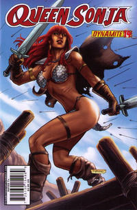 Cover Thumbnail for Queen Sonja (Dynamite Entertainment, 2009 series) #14 [Fabiano Neves Cover]