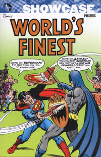 Cover Thumbnail for Showcase Presents: World's Finest (DC, 2007 series) #4