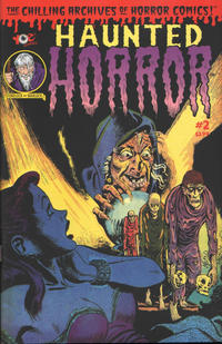 Cover Thumbnail for Haunted Horror (IDW, 2012 series) #2