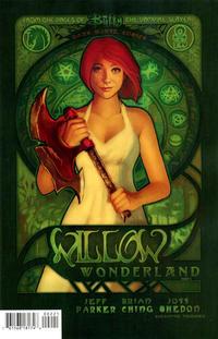 Cover Thumbnail for Willow (Dark Horse, 2012 series) #2 [Megan Lara Alternate Cover]