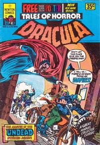 Cover Thumbnail for Tales of Horror Dracula (Newton Comics, 1975 series) #8
