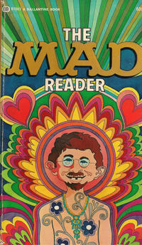 Cover Thumbnail for The Mad Reader (Ballantine Books, 1954 series) #01563 [1]