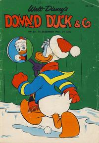 Cover Thumbnail for Donald Duck & Co (Hjemmet / Egmont, 1948 series) #52/1968