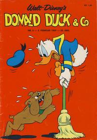 Cover Thumbnail for Donald Duck & Co (Hjemmet / Egmont, 1948 series) #6/1969