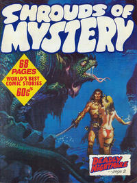 Cover Thumbnail for Shrouds of Mystery (Gredown, 1979 ? series)