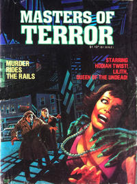 Cover Thumbnail for Masters of Terror (Yaffa / Page, 1978 series)