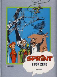 Cover Thumbnail for Sprint [Seriesamlerklubben] (Semic, 1986 series) #[2] - Z for Zero