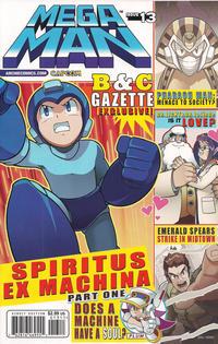 Cover Thumbnail for Mega Man (Archie, 2011 series) #13