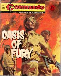 Cover Thumbnail for Commando (D.C. Thomson, 1961 series) #740