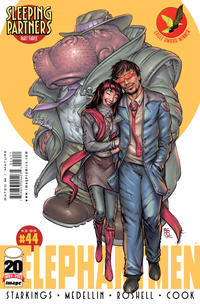Cover Thumbnail for Elephantmen (Image, 2006 series) #44
