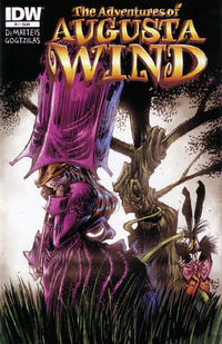 Cover Thumbnail for The Adventures of Augusta Wind (IDW, 2012 series) #1