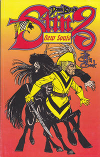 Cover for New Souls (Stinz: The Big Book) / Bosom Enemies #3 (A Fine Line Press, 2004 series) #[nn] / 3 - New Souls / All Turned Around