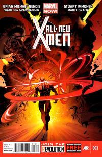 Cover Thumbnail for All-New X-Men (Marvel, 2013 series) #3