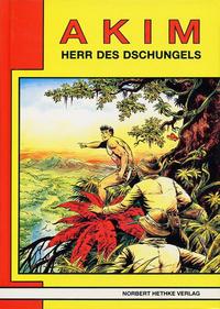 Cover Thumbnail for Akim  Herr des Dschungels (Norbert Hethke Verlag, 1987 series) #8