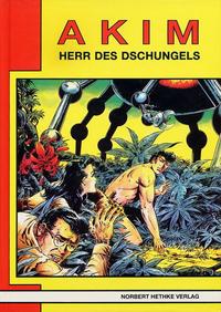 Cover Thumbnail for Akim  Herr des Dschungels (Norbert Hethke Verlag, 1987 series) #9